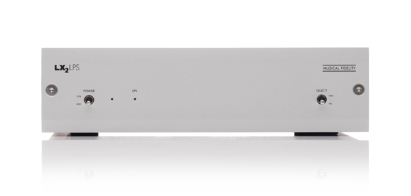 LX2-LPS Rear Panel