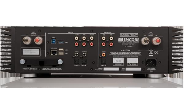 M6 Encore 225 Extra Image