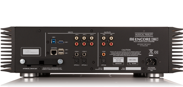 M6 Encore Connect Extra Image