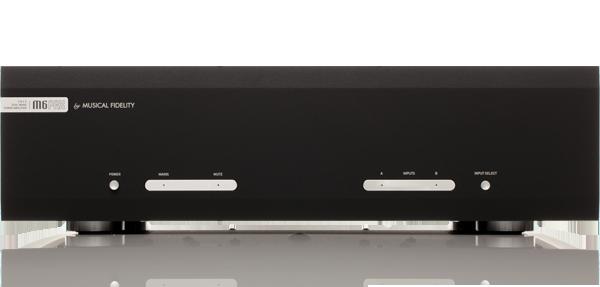 M6PRX Front Panel