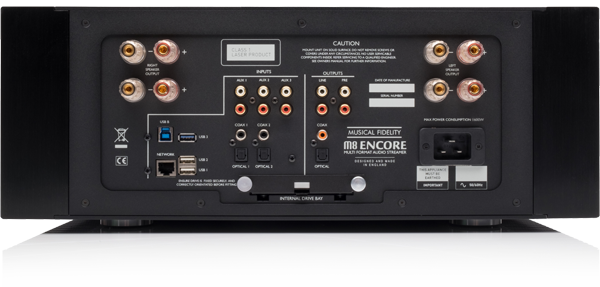 M8 Encore 500 Extra Image