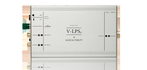 V-LPSII Front Panel