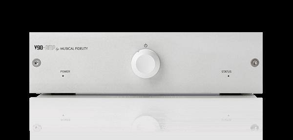 V90-AMP Front Panel