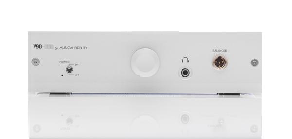 V90-BHA Front Panel