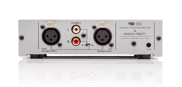 V90-BHA Rear Panel
