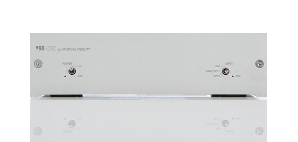 V90-DAC Rear Panel
