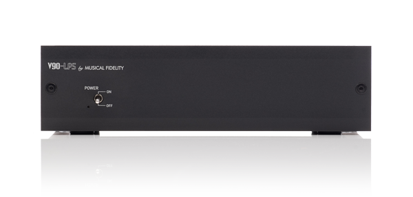 V90-LPS Front Panel