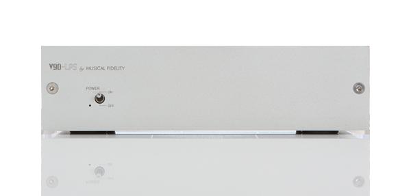 V90-LPS Rear Panel