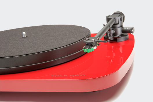 Roundtable Record Player