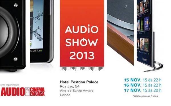 Audio Show 2013 - Portugal