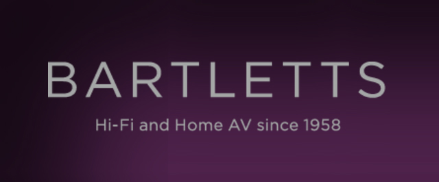 Bartletts HiFi Host Listening Event