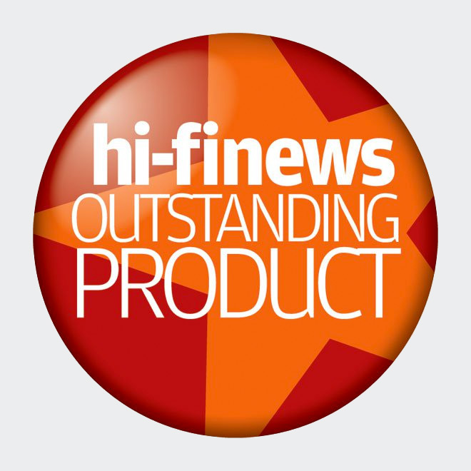 Nu-Vista 800 Hi-Fi News Outstanding Product