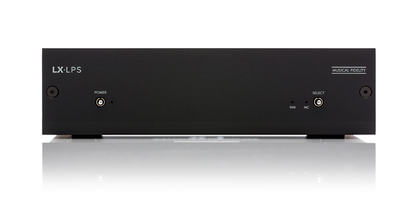 LX-LPS Front Panel