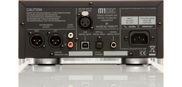 M1DAC Extra Image