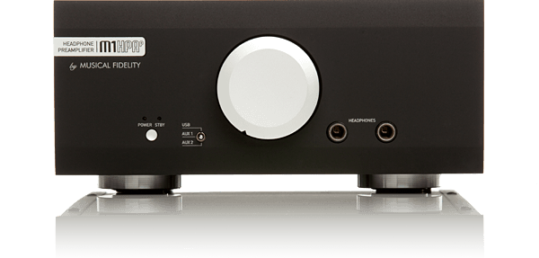 M1HPAP Front Panel