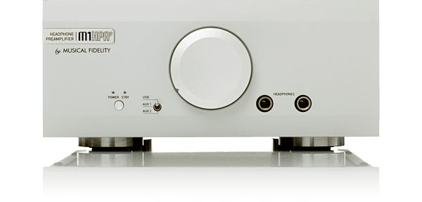 M1HPAP Rear Panel
