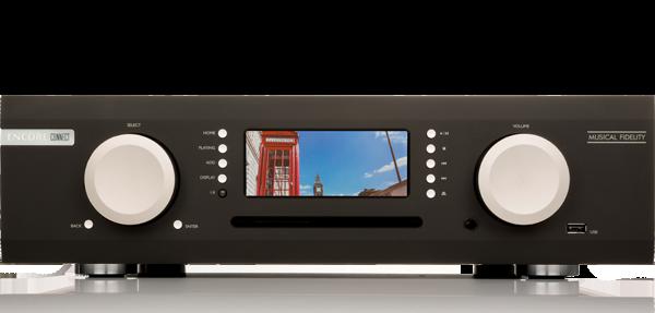 M6 Encore Connect Rear Panel