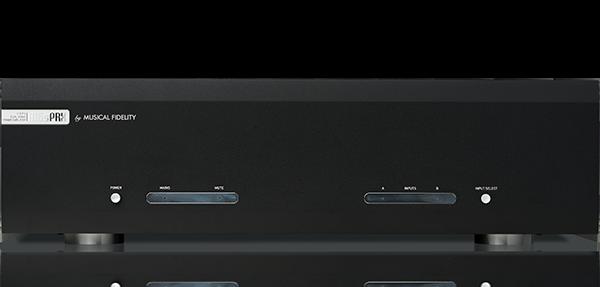 M6s PRX Front Panel