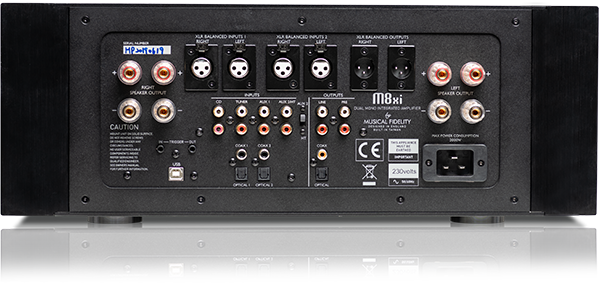 M8xi Extra Image