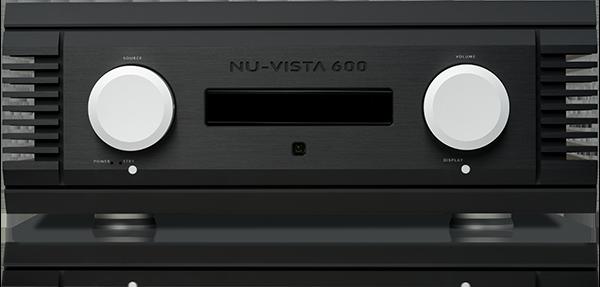 Nu-Vista 600 Front Panel