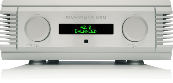 Nu-Vista 600 Rear Panel