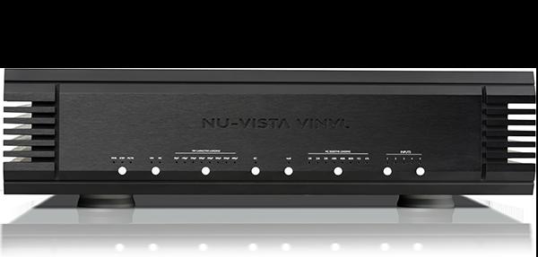 Nu-Vista Vinyl Front Panel