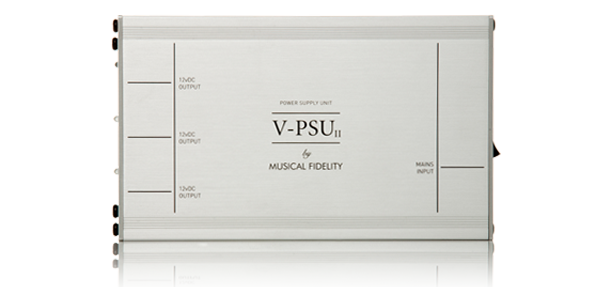 V-PSUII Front Panel