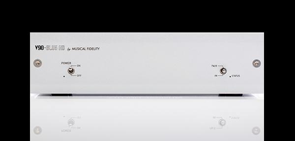 V90-BLU5 HD Front Panel