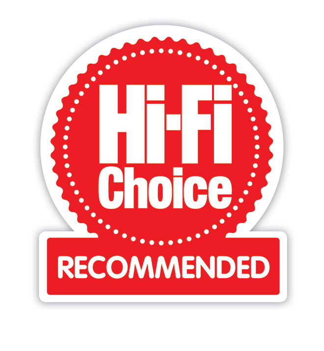Hi-Fi Choice Highly Recommended Logo