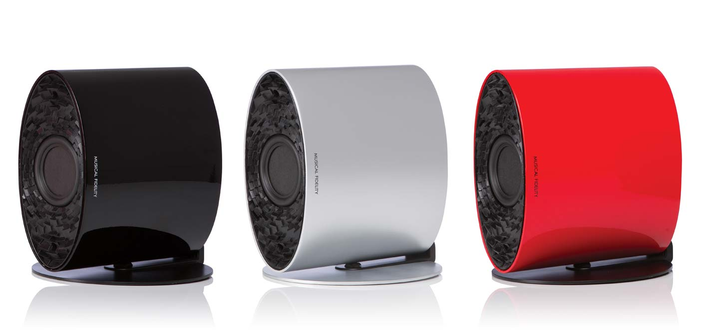 Merlin Loudspeakers