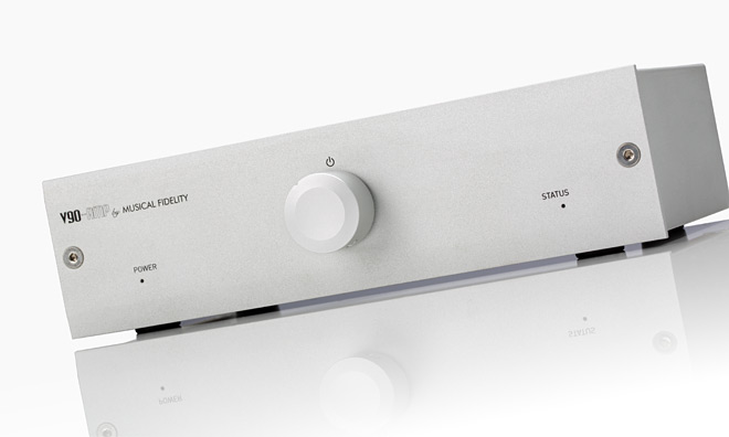 New V90-AMP Delivers Sublime Music In Any Room!