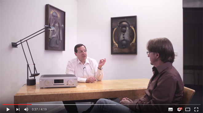 Encore Video Interview with Antony Michaelson