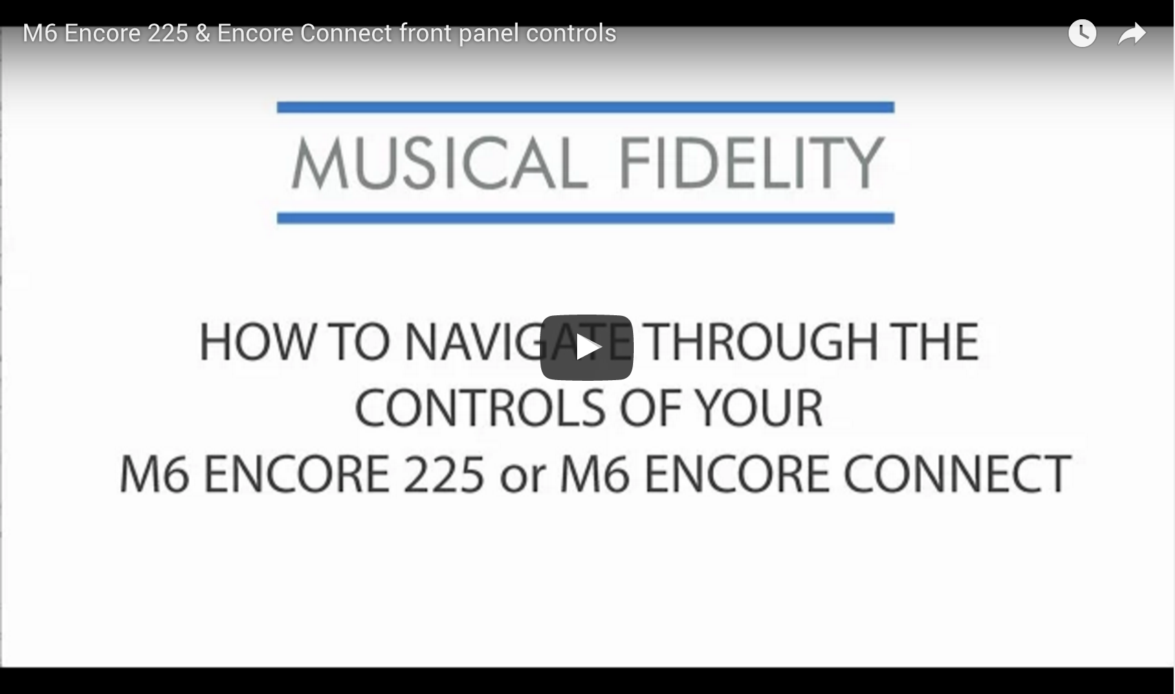 Image for New Encore Tutorial Videos